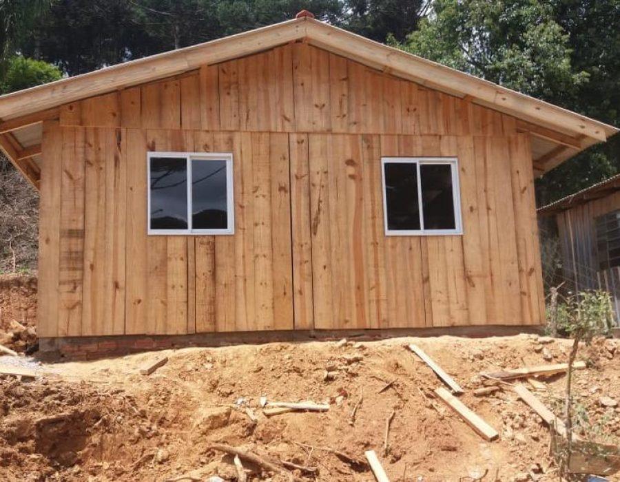 construção externa